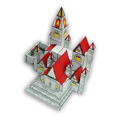 A Magnificent Castle