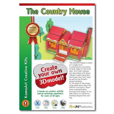 בית כפרי אדום
